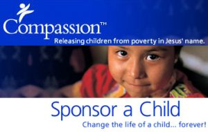 Compassion Sponsorship Australian Container Removals Charity