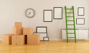 Moving House de cluttering