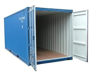 Shipping Container Removal Questions - Self Pack - Interstate Removalist