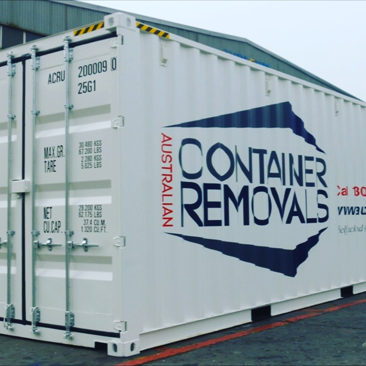 Australian Container Removals - Moving Calculator - Self Pack Containers