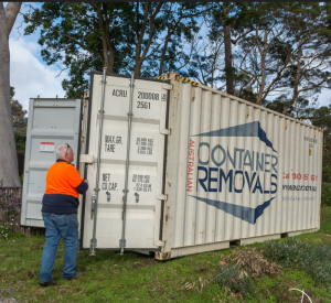 Australian Container Removals Shipping Container Transport