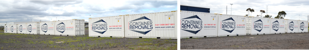Container Storage - Australian Container Removals - Nation Wide Depots