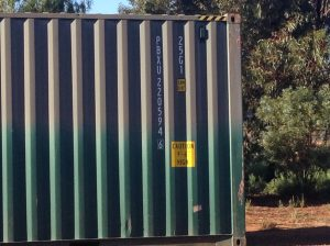 Transporting Your Own Shipping Container - Australian Container Removals - Rail and Road Container Logistic
