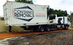 Australian Container Transport