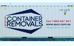 Self Move SHipping Container ACR